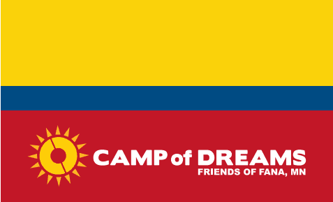 Camp of Dreams logo